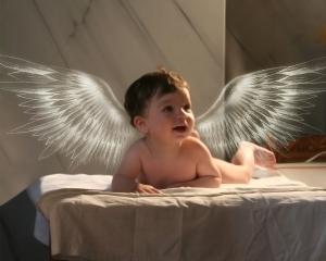 Entendí que perdí a mi hijo, pero tuve el privilegio de entregarle un ángel a Dios.